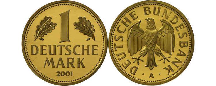 1 dm goldmark ankauf